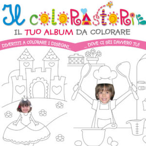 Album da colorare
