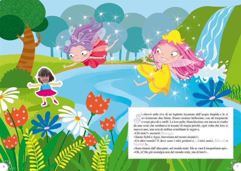 libri personalizzati per bambini