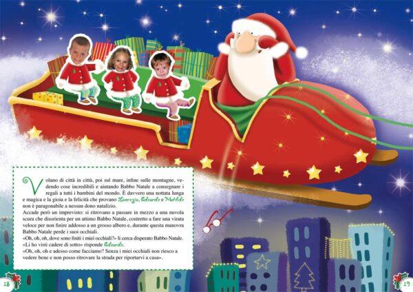 La pallina magica di Babbo Natale  - Anteprima