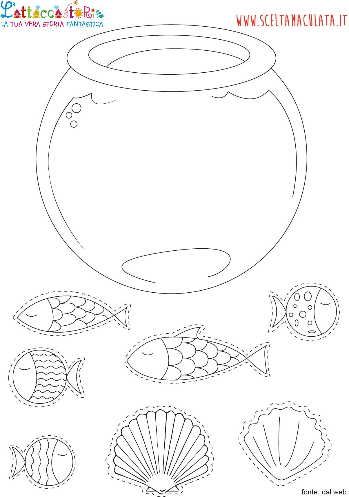 Scelta maculata autore a scelta maculata for Immagini di pesci da stampare